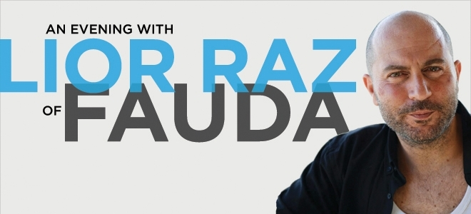 sold out   an evening with lior raz of fauda   adults